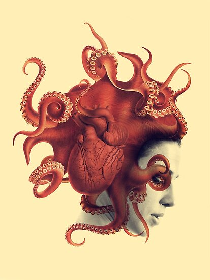 Octoheart by Zak Rutledge