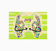 American Sign Language FAMILY T-Shirt