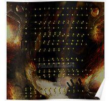 PAANDAAR - BORN AGAIN AS MACHINE (inner)... Poster