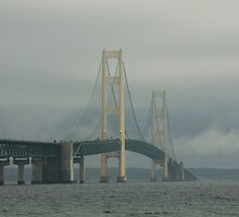Straits of Mackinac by Bob Hardy