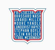 New York Rangers Team Logo Unisex T-Shirt