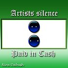 Artist Silence by Nira Dabush