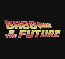 Bass is the Future Kids Clothes
