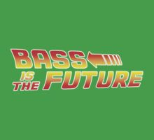 Bass is the Future Baby Tee