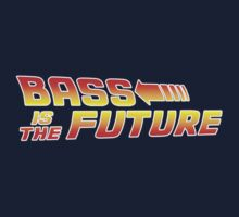 Bass is the Future Kids Tee