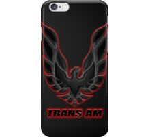 Trans Am  iPhone Case/Skin