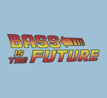 Bass is the Future II Baby Tee