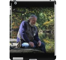 A Bad Day Of Fishing Is Better... iPad Case/Skin
