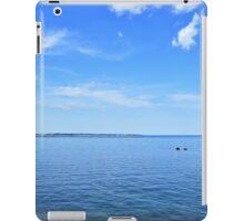 Blue Sky Sunny Day I iPad Case/Skin
