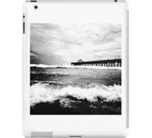 Noir Beach iPad Case/Skin