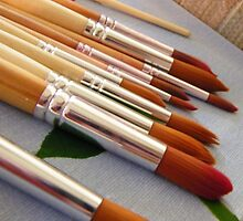 Painter's Tools by Tiffany Rach