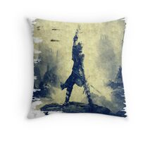 inquisitor Throw Pillow