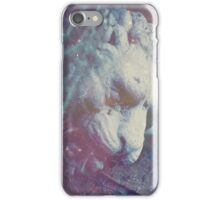 Haunted Lion iPhone Case/Skin