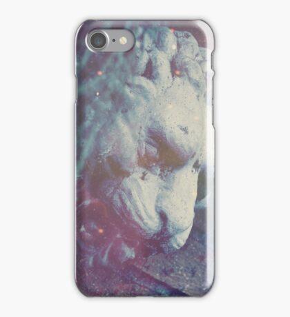 Haunted Lion iPhone Case/Skin