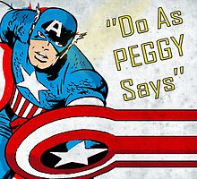 do as peggy says by 3e3e