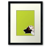 Natasha Green Framed Print