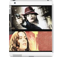 peggy Carter iPad Case/Skin