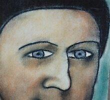Portrait of an Artist by Tim  Duncan