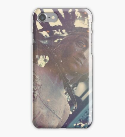 Haunted Girl iPhone Case/Skin