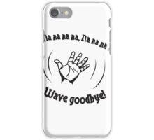 Farewell, Jude iPhone Case/Skin