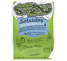 Soulful Spring Sounds 2011 Poster