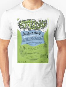 Soulful Spring Sounds 2011 T-Shirt