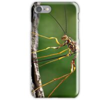 The Alien Has Landed iPhone Case/Skin