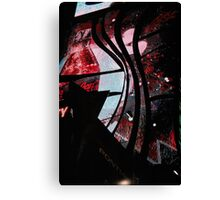 Times sq Coca Canvas Print