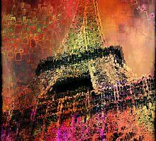 eiffel tower by Jean-François Dupuis