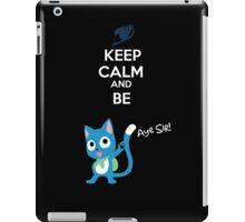 Aye sir! iPad Case/Skin