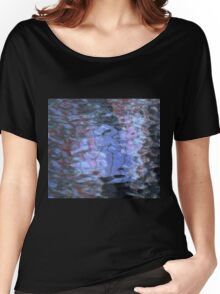 saturday morning on glass Women's Relaxed Fit T-Shirt