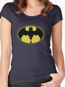 Nanananana Toothless Women's Fitted Scoop T-Shirt