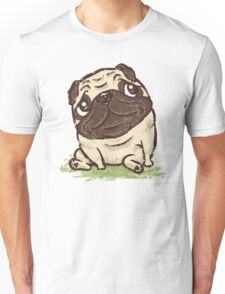 Pug that relaxes Unisex T-Shirt