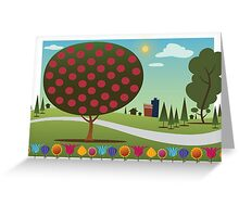The Family Tree Greeting Card
