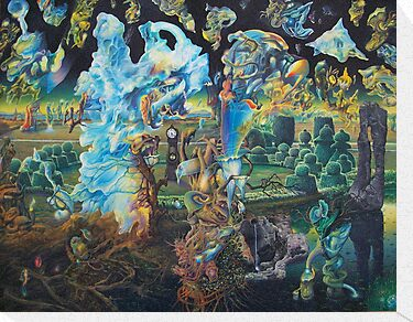 """Springtime in the Eleventh Dimension"" by James McCarthy"
