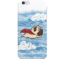 Flying Pug iPhone Case/Skin