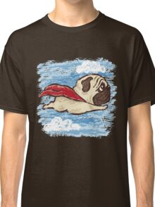 Flying Pug Classic T-Shirt