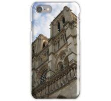 Notre Dame de Paris West End iPhone Case/Skin