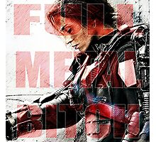 Edge of Tomorrow Photographic Print