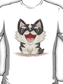 Happy Siberian husky T-Shirt