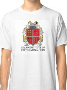 Skaro Institute Of Extermination Classic T-Shirt