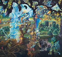 """""""Springtime in the Eleventh Dimension"""" by James McCarthy"""