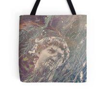 Haunted Head Tote Bag