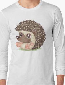 Round hedgehog Long Sleeve T-Shirt