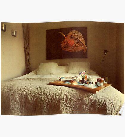 Breakfast in bed... Poster