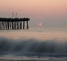 Virginia Beach Sunrise by Amy Jackson