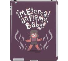 Ruby and the Eternal Flame iPad Case/Skin