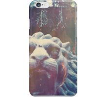 Haunted Courage  iPhone Case/Skin