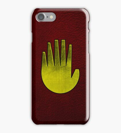 The Journal iPhone Case/Skin