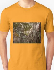 Temples in Angkor Wat, Cambodia T-Shirt